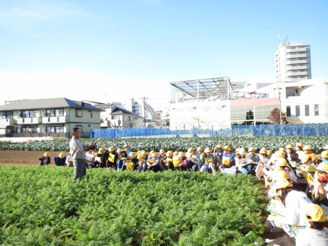 「都市農業と連携した学校教育の実施」を追加しました。